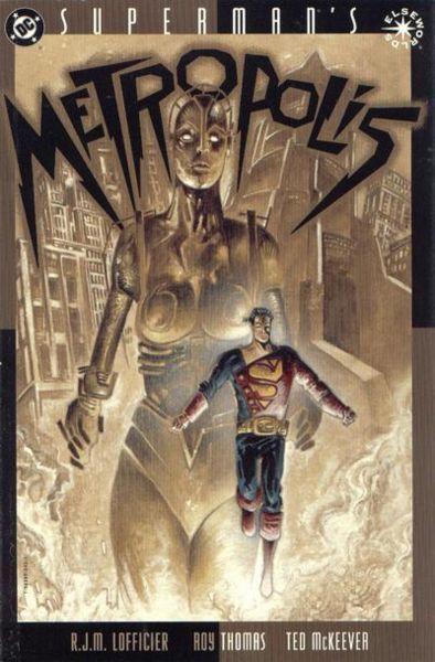 Elseworlds de DC Comics